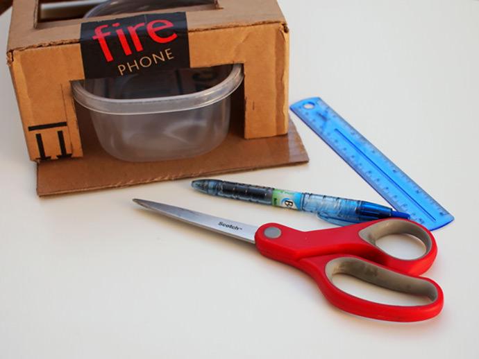 DIY Cardboard Cash Register