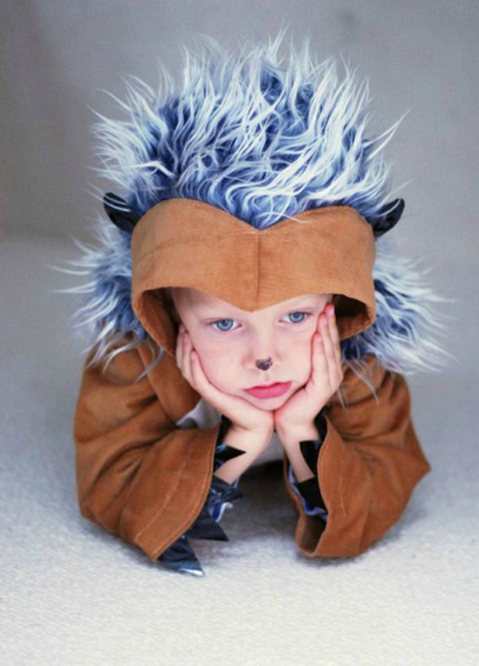 Kid's Hedgehog Costume from Maii-Berlin on etsy