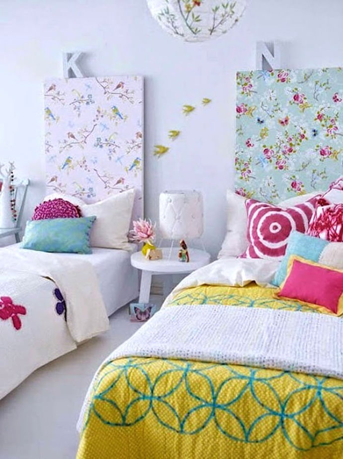 cool do upholstered how frames projects it diy and a frame build fabric yourself ideas cheap to headboard headboards craft bed