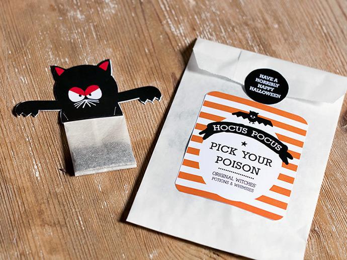 Y Tea Bag Printables