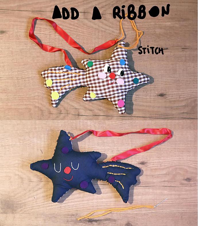 DIY Star Door Hanger