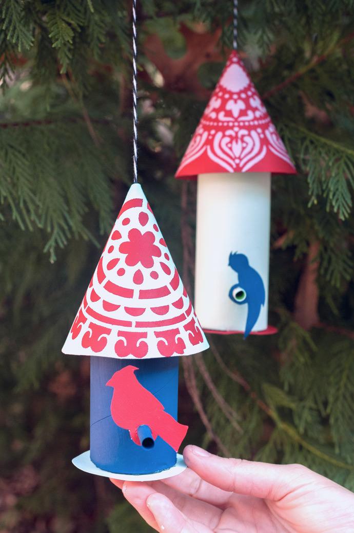 Bird Christmas Tree