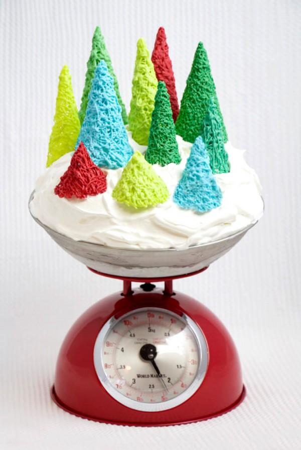 Winter Wonderland Dessert Recipe