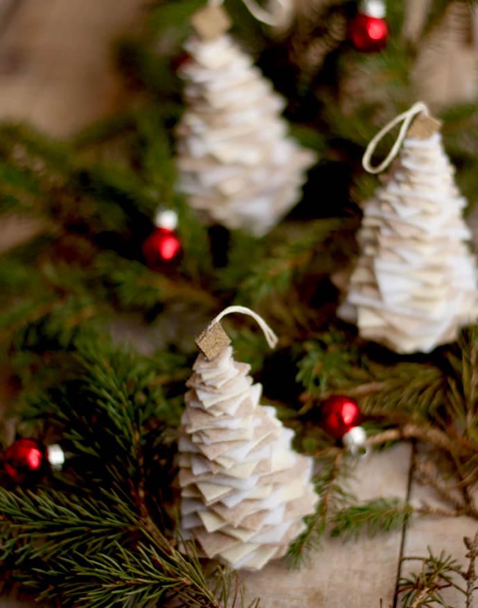 Diy Christmas Tree Ornaments For Kids Handmade Charlotte