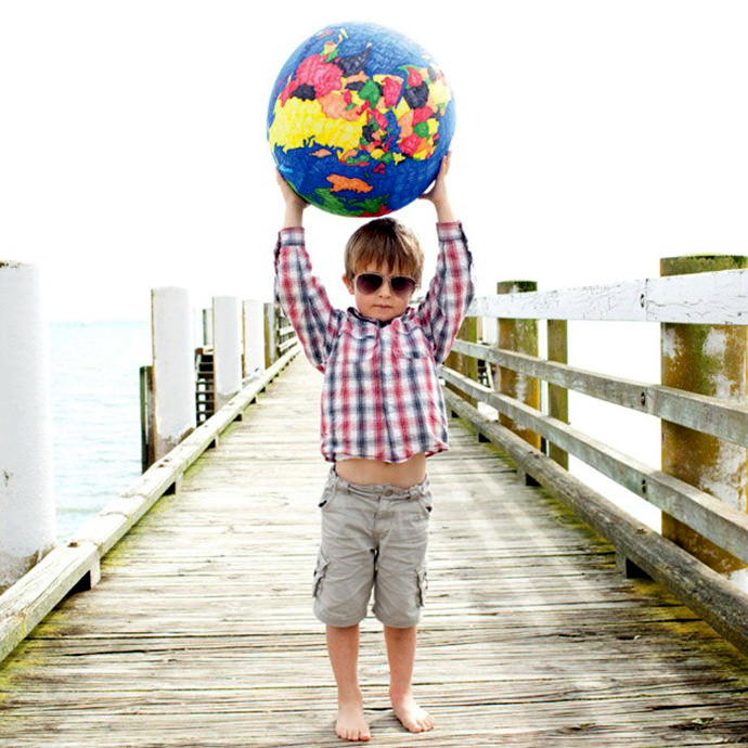 Personalize-the-Planet-with-this-Color-In-and-Inflatable-Globe-Toy