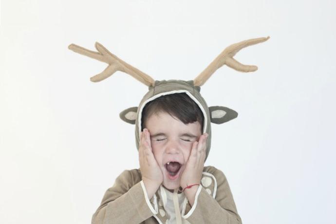 Darling Deer Antler Costume