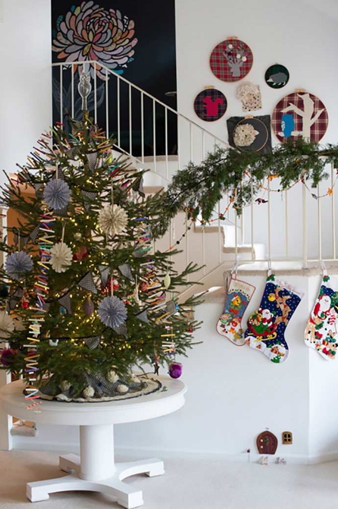 Holiday Decorating with Alessandra Gutierrez