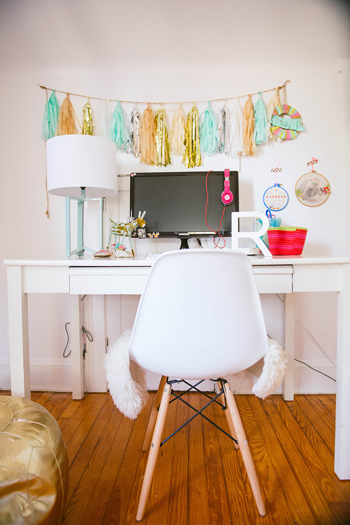 Tiny Box Room Made Into Cool Pre Teen Boys Bedroom: Annabel Wrigley's Handmade Teenage Hangout