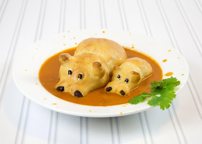 Hungry Hippo Rolls ⋆ Handmade Charlotte