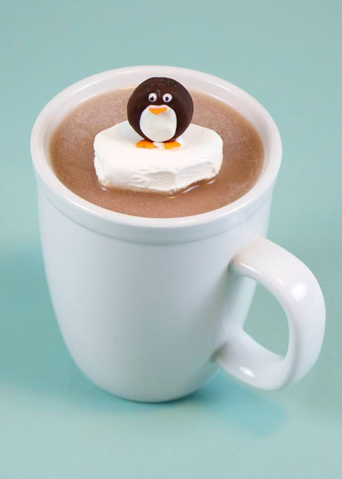DIY Hot Cocoa Critters