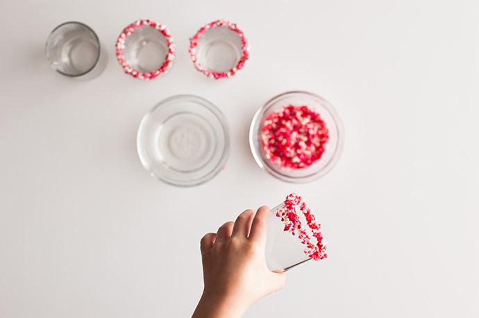 Valentine's Chocolate Cherry Trifle Recipe