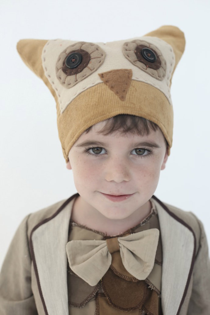 Cute Owl Costume Hat