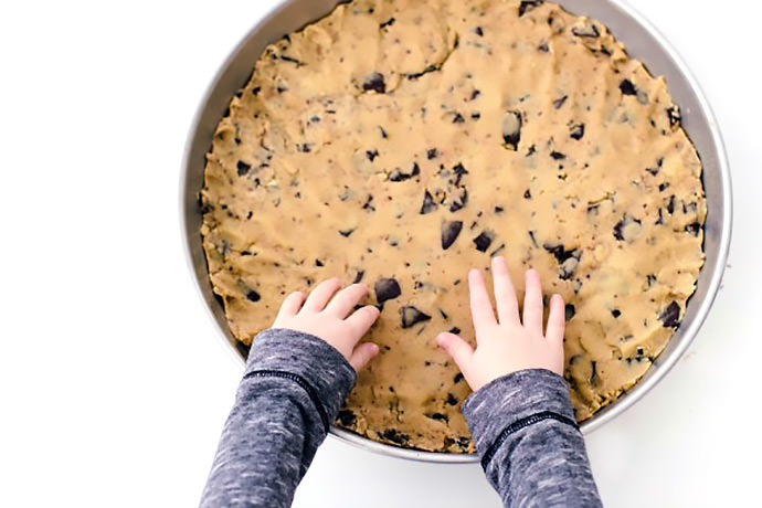 Biggest Chocolate Chip Cookie Recipe Ever