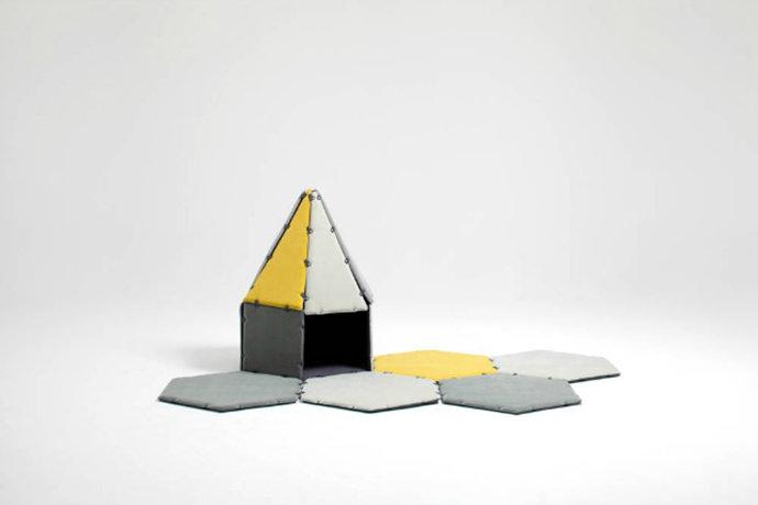Lifesize Cushioned Tipi Design for Kids