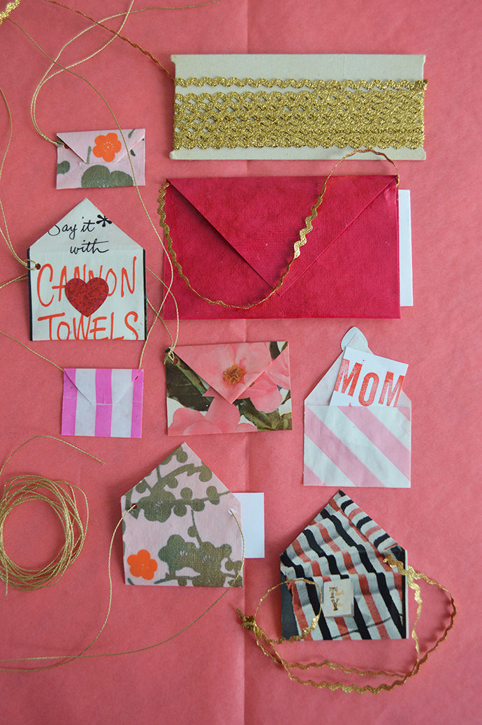 Darling DIY Paper Envelopes