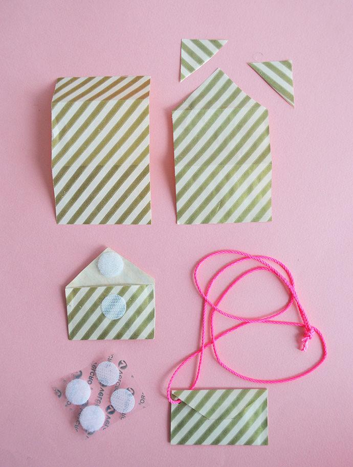 Darling DIY Paper Envelopes