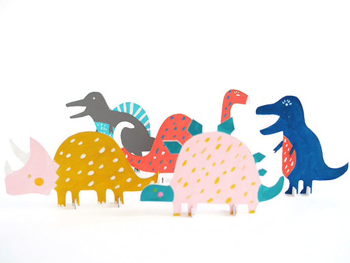 image relating to Printable Dinosaur identify Printable Dinosaur Slice-Out Toys ⋆ Do-it-yourself Charlotte