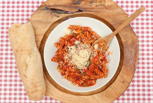 Hearty one-pot pasta recipe