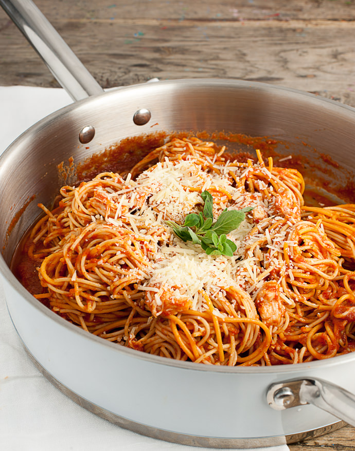 Traditional One-Pot Pasta Recipe