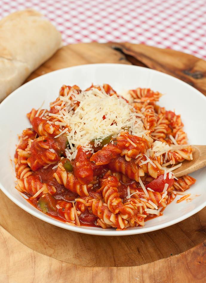 Hearty One-Pot Pasta Picnic Recipe