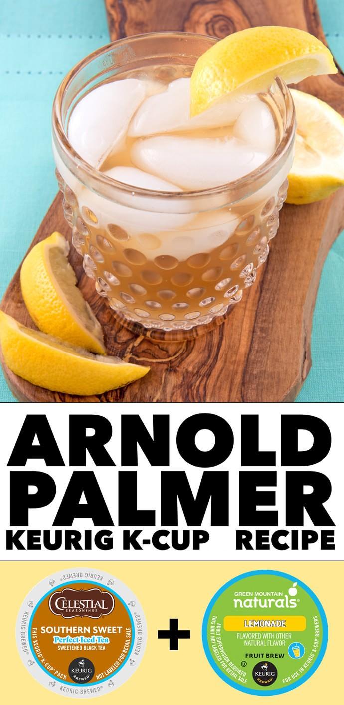Arnold Palmer Keurig K-Cup Recipe  #LiveLoveBrew