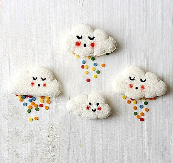 Homemade Cloud Marshmallows
