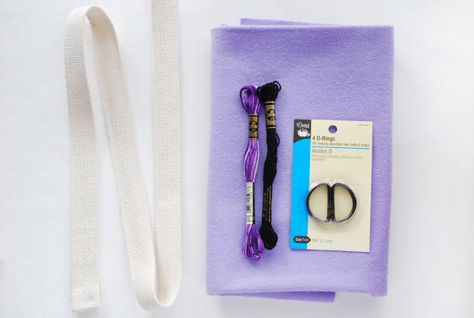Easy-Sew Animal Belt Buckles