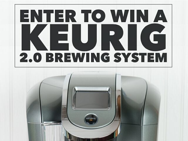 Enter to Win a Keurig 2.0 Brewing System #LiveLoveBrew