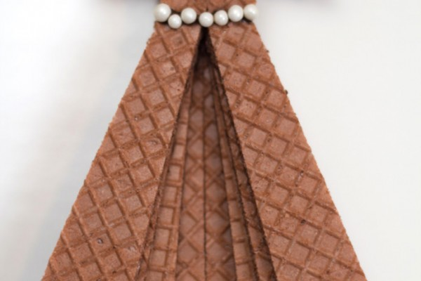 Wafer Dress Cookies