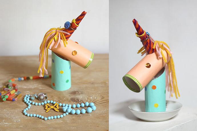 DIY Unicorn Ring Holder