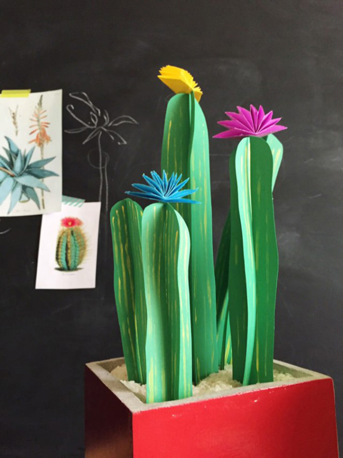 6 Cute Kid Friendly Cactus Crafts That Won T Hurt