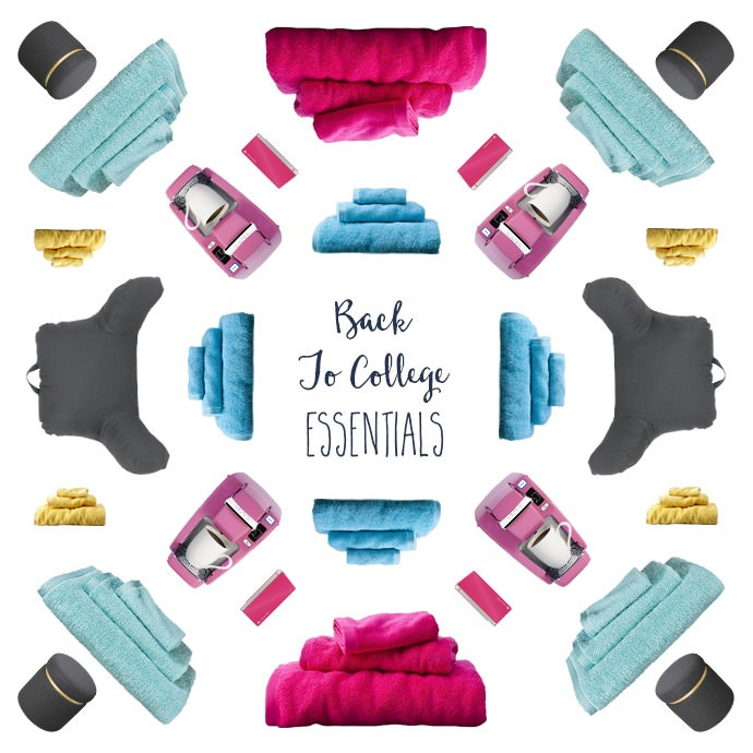 Back to College with the Ultimate Packing List