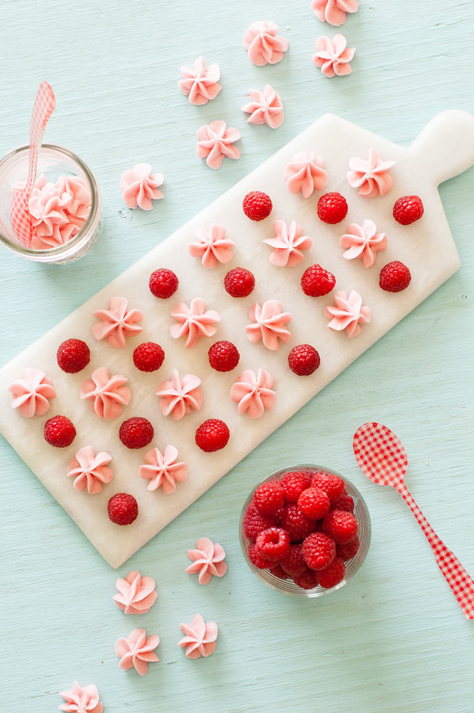 Bite-Size Raspberry Candy Melts Recipe