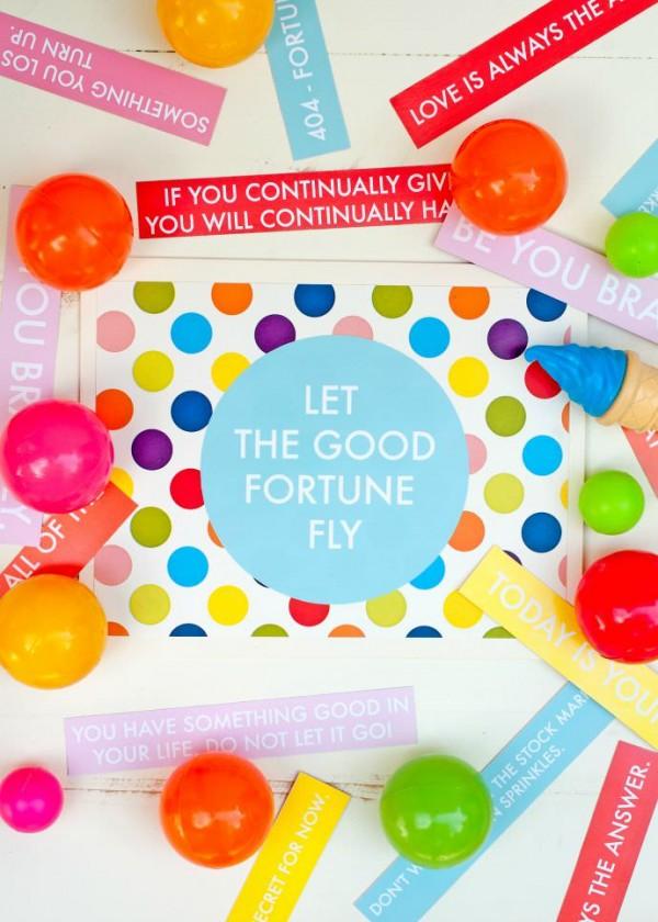 DIY Birthday Confetti Envelope