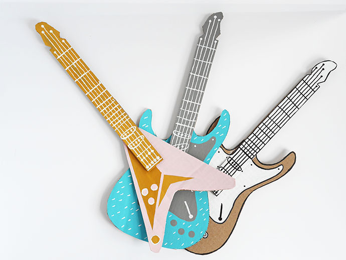 How To Make A Guitar For Your Rockstar Handmade Charlotte