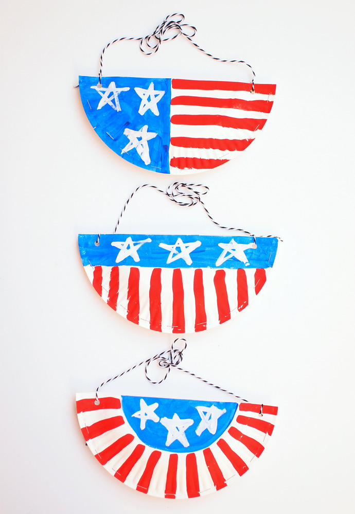 Celebrate 4th Of July With A Patriotic Craft Handmade Charlotte