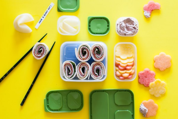 Rubbermaid Healthy School Lunch Ideas