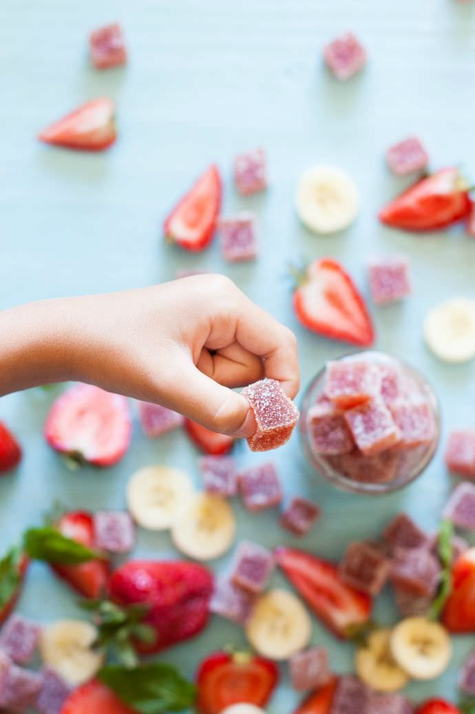 How to make Healthy DIY Gumdrops