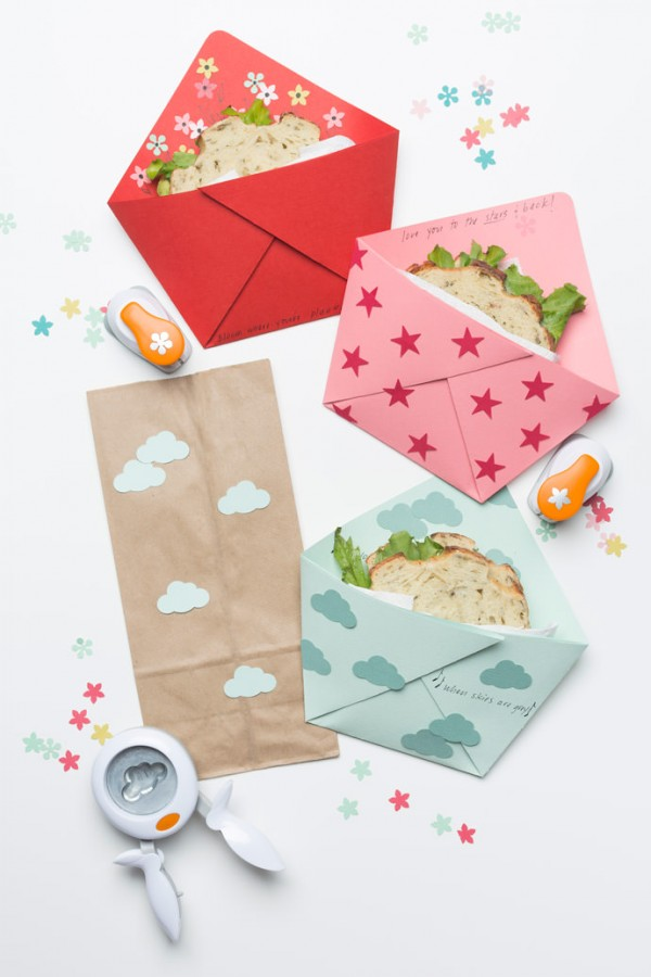 A Quick and Easy Lunch DIY for Back to School!