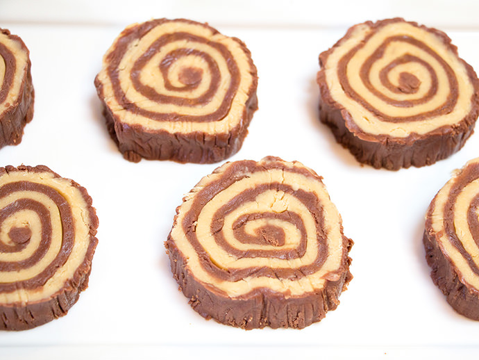Fudge Tree Ring Tutorial