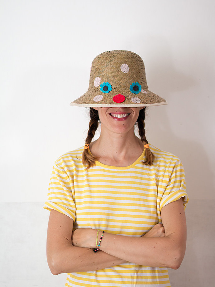 DIY Sunhat Tutorial