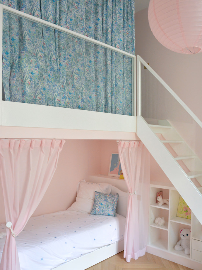 Little Cabari Kids Room Loft