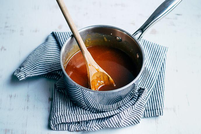 Salted Caramel Milkshake Recipe | Handmade Charlotte