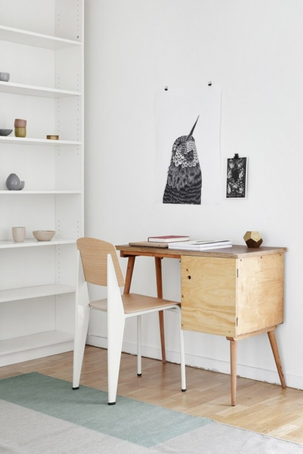 Kids Rooms: desk area / workspace