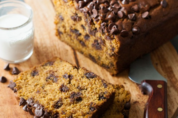 Recipe: Whole Wheat Pumpkin Chocolate Chip Bread