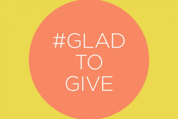 Glad to Give