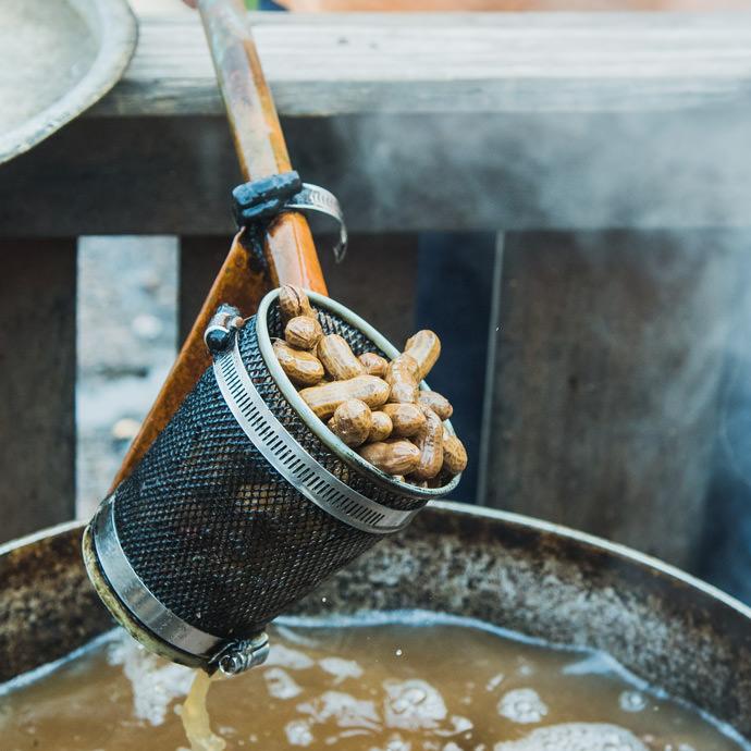 The Ultimate Appalachian Mountain Man Boiled Peanut Recipe