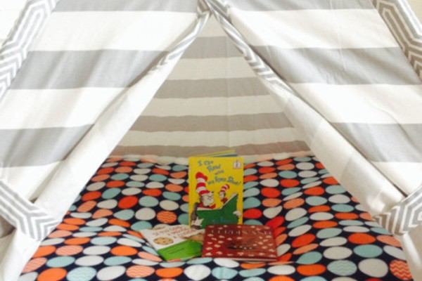 DIY Forts for Kids