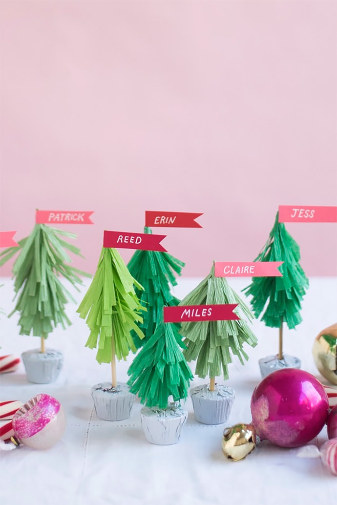 Hip DIY Holiday Decorating Ideas ⋆ Handmade Charlotte