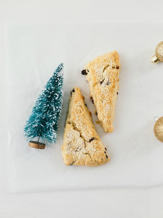 Christmas Scone Recipe